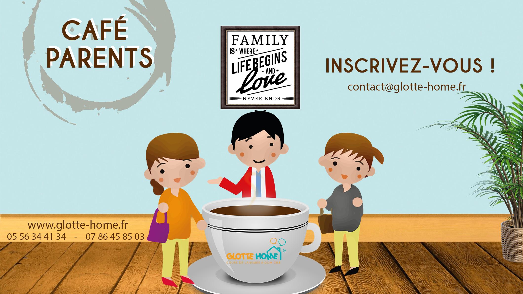 cafés-parents Glotte Trotters Glotte Home