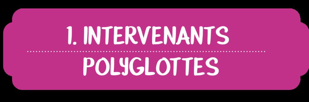 devenir polyglotte
